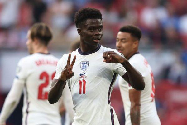 Roy Keane has said England winger Bukayo Saka would enjoy playing for a better national team