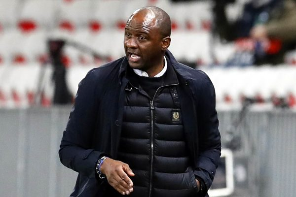 Jurgen Klopp has hailed the work of Crystal Palace manager Patrick Vieira and the potential of the team